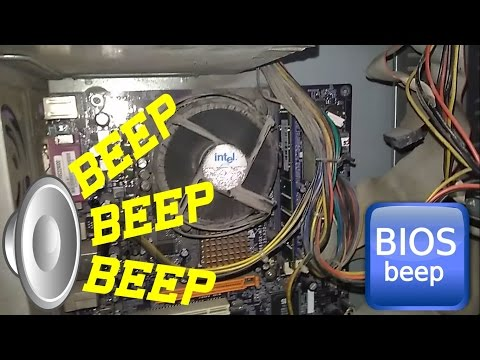 [TUTORIAL] Mengatasi Komputer Bunyi Beep Dan Blank