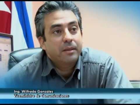 Cuba: Cable de fibra óptica listo para ampliar servicio de Internet