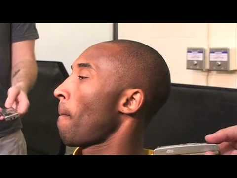 Lakers guard Kobe Bryant on team's five-game trip
