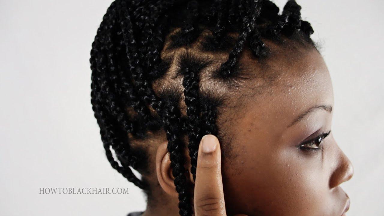 Single Box Braid Salon Quality Hair Tips And Advice