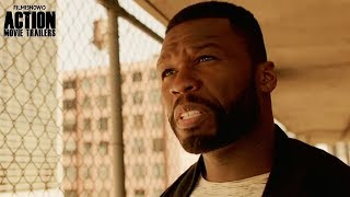 "Den of Thieves | Clips & Trailer for Curtis ""50 cent"" Jackson action thriller"