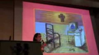 Carmen Martinez Jover's infertility lecture  in India