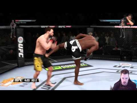 ELIMINATION MATCH!!! - EA SPORTS UFC - The Ultimate Fighter #33 (Career Mode)