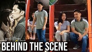 Maine Mendoza & Carlo Aquino BEHIND THE SCENE Isa Pa With Feelings