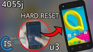 Como fazer hard reset alcatel 4055J