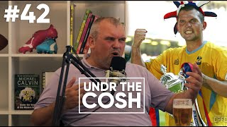 Neil Shipperley | Undr The Cosh Podcast #42