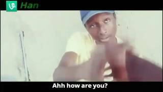 Hosxy and mahdi sise  SOCK AWAY hausa comedy clip
