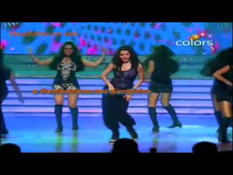 Anushka Sharma Performance The Global Indian Film & TV Honours 6th March 2011.flv
