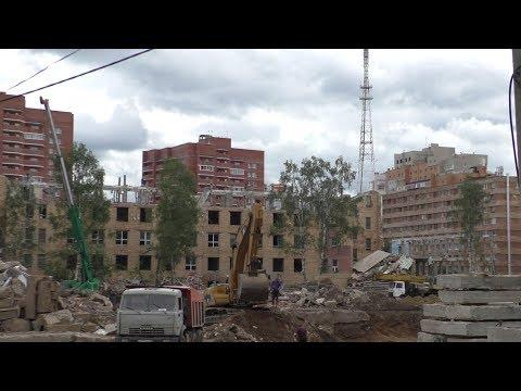 Прогулки по Красноярску #6: Я здесь учился и работал