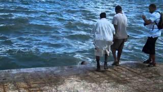 Funny video from Nabouwalu jetty in Bua