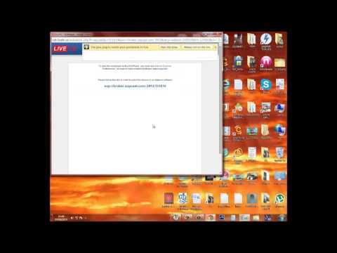 מדריכי DnGuides פרק 4-איך משתמשים בתוכנה Sopcast