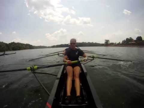 Middlebury College Rowing WN8 Club Nationals (ACRA Championship 2012) Day 1 klip izle