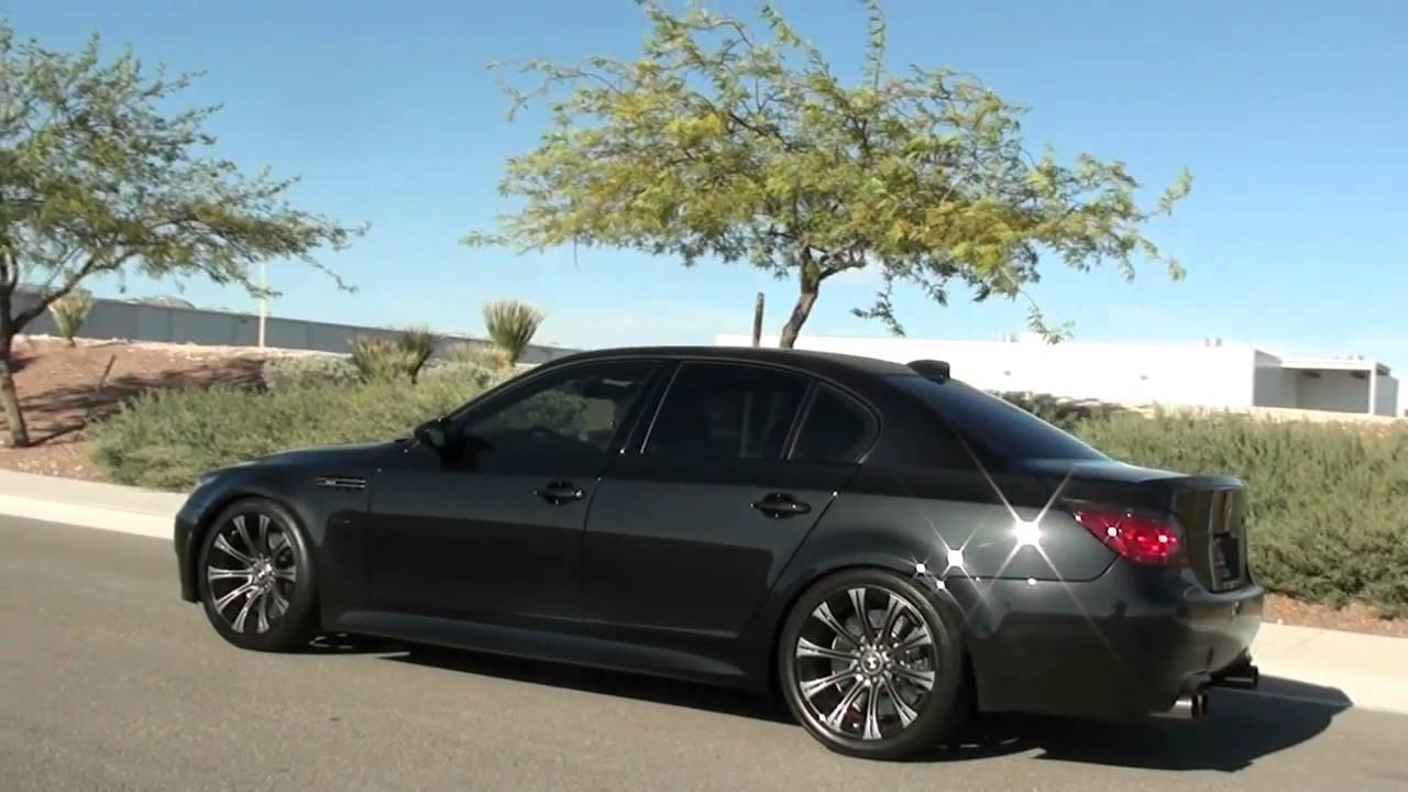 2008 Bmw M5 Dinan Package 600hp 130k Total Investment Youtube