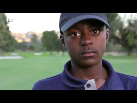 Golf Phenom Kris Stiles Is Called the Next Tiger Woods, but the 13-Year-Old Wants his Own Path