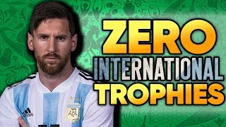 Will Argentina DESTROY Lionel Messi's Legacy?!  | #SundayVibes