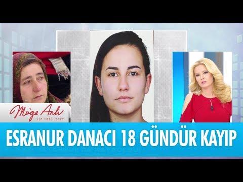 16 Yaşındaki Esranur Danacı 18 gündür kayıp - Müge Anlı İle Tatlı Sert 29 Aralık