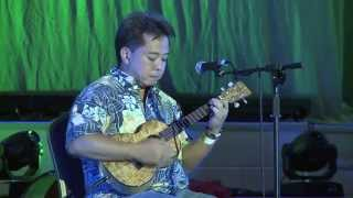 Over the Rainbow played by Herb Ohta Junior