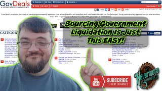Govdeals.com Surplus Liquidation website video!