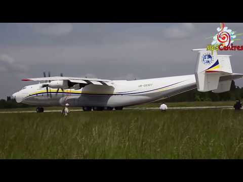 AMAZING Top 6 BIGGEST Airplane Ever In The World 2017