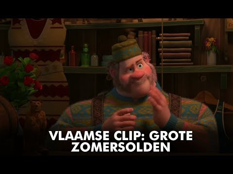 Frozen Clip 'Big Summer Blowout' | Vlaamse versie