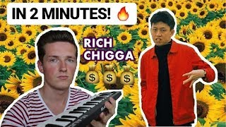 "download lagu How Rich Chigga`s ""glow Like Dat"" Was Made In gratis"