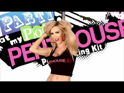 Nikki Benz Party At My Pole Penthouse® 2 4 Professional Dance Pole video