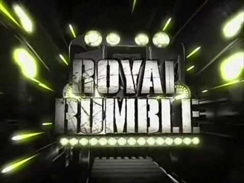 2009 Royal Rumble Theme video