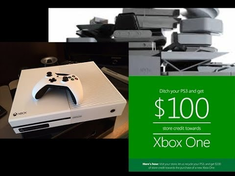 Cheaper Xbox One |  Legal Action Against Xbox One Leaker | $100 To Ditch PS3