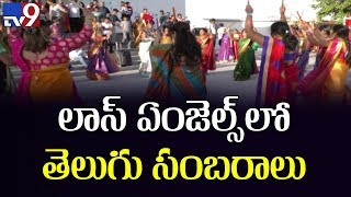 Ugadi and Sri Rama Navami celebrations 2018 by Telugu NRIs in Los Angeles