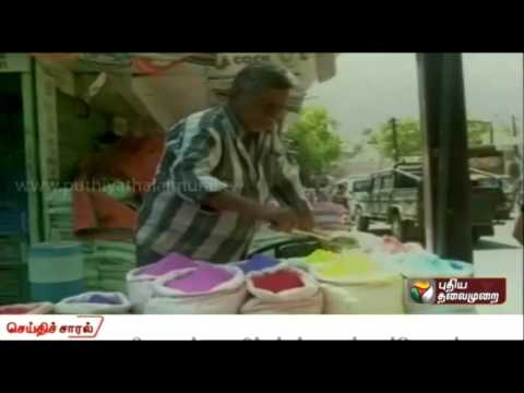 Sale of organic holi colours increases in Gujarat