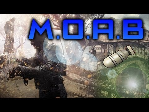 Hard Times in growing a YouTube Channel - MW3 Sanctuary M.O.A.B Gameplay/ Commentary