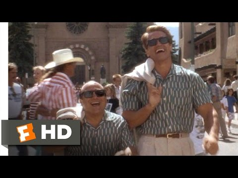 Twins (7/10) Movie CLIP - A New Look (1988) HD
