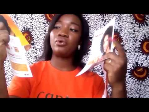 Cantu Beauty Africa Event in Accra at The Golden Tulip Hotel
