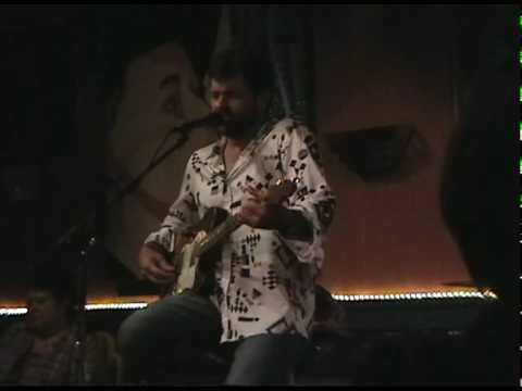 Tab Benoit -- When a Cajun Man Gets the Blues, at Chan's