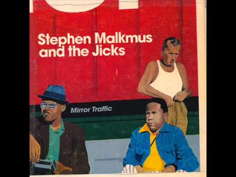 Stephen Malkmus And The Jicks - Share The Red