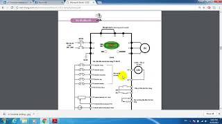 HƯỚNG DẪN CÀI ĐẶT BIẾN TẦN LS IC5+ABB ACS150
