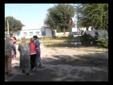 Поселок 2012. Часть 1