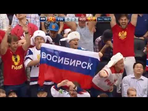Финляндия 0-3 Россия. Кубок Мира 2016. Обзор матча. Все голы