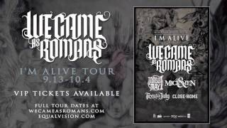 Watch We Came As Romans Stay Inspired video