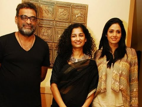 English Vinglish Screening In Pune With Sridevi & Gauri Shinde