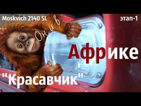 Он и в Африке КРАСАВЧИК! Москвич 2140 SL. Этап-1#купитьмосквич #москвич