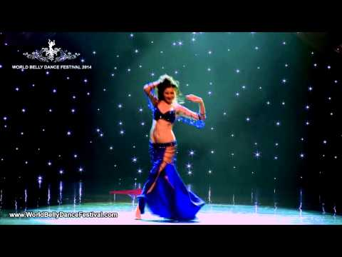World Bellydance Festival 2014 - Fantastic Theater Show - Anastasia Chernovskaya