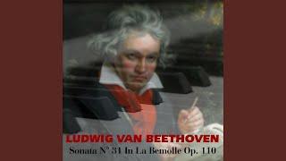 Sonata n.31 in A-Flat Major, Op. 110: III. adagio ma non troppo - arioso dolente