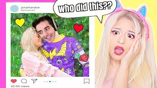 Reacting To The FUNNIEST FAN EDITS From Instagram 2