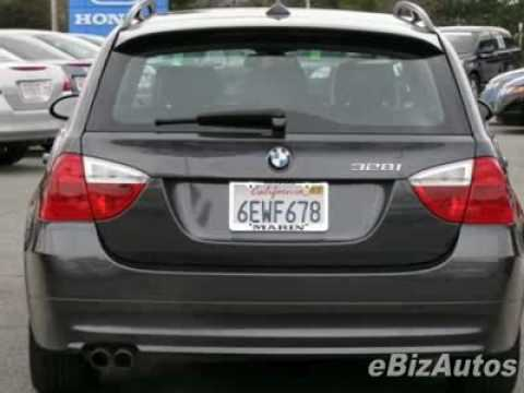 2007 BMW 3 Series 328i Sports Wagon SUV Video
