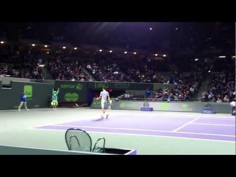 Novak Djokovic Sony Open Tennis 2013 Miami Zuza Pactwa Beata Sadurska