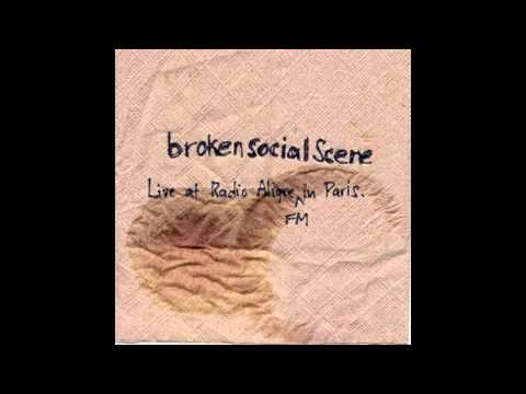 Broken Social Scene - Starts With A Big Finish