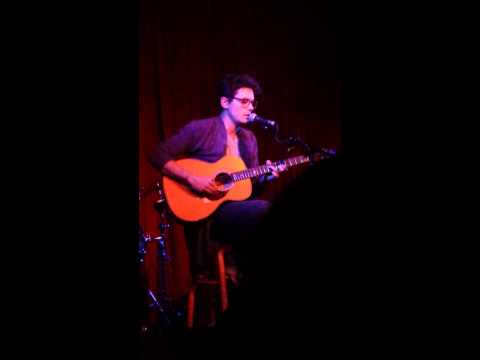 John Mayer - Neon - secret show at Hotel Cafe