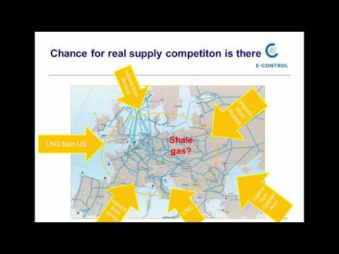 The European Gas market at a crossroads | Walter Boltz