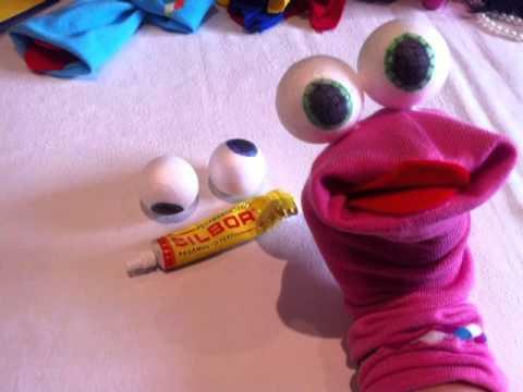 Marionetas con calcetines - Jessica Collado